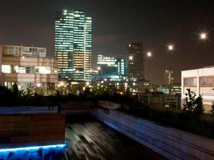 30 Euston Square offers a fantastic view of central London  from our roof-top terrace, making any event feel extra special.