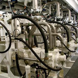 Groupe de maintien de pression sur-mesure à circuits fermés