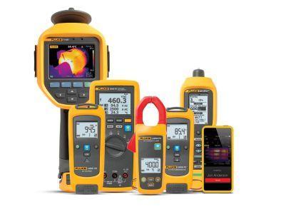 Instrumentos de medida de mantenimiento: multímetros, medidores de tierras, medidores de aislamiento, medidores de vibraciones, termómetros,