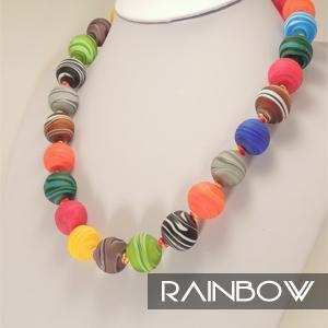 Rainbow Necklace Rialto Store