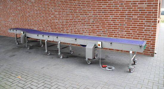 S-Modulbandförderer