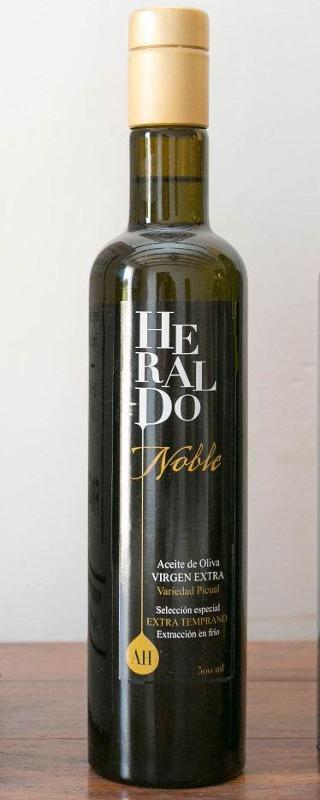"Our Premium quality EVOO ""HERALDO NOBLE"""