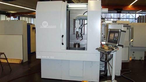 Vertikal (CNC)