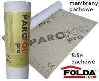 Roof membrane PAROFOL pro 130g/m2 - 1,5m x 50m