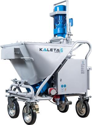 Maquina de proyectar yeson Kaleta 6