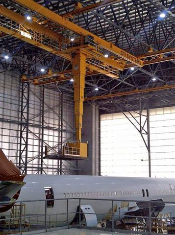 CTI Systems Aviation Industry