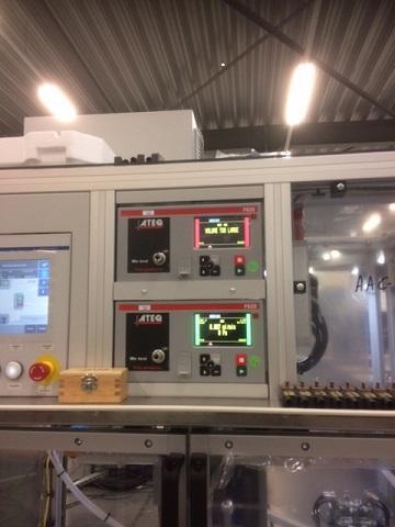 ATEQ F620; nouvel appareil remplace le F520 pour plus de précision et stabilité de mesure encore; interface operateur couleur