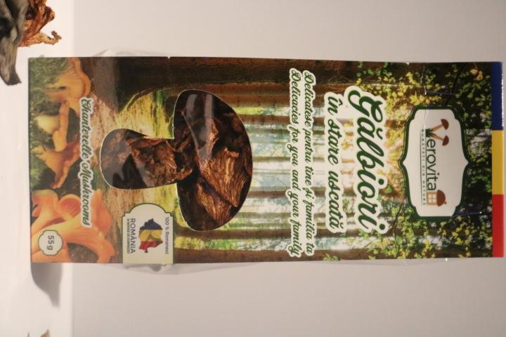 Dehydration Chanterelle mushrooms