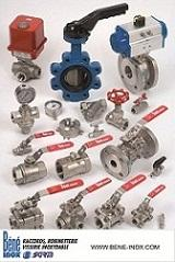 Robinetterie industrielle - Industrial valves