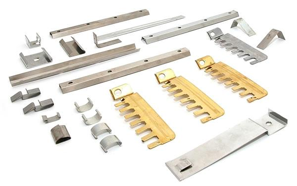 Steels and metals - forming and cutting