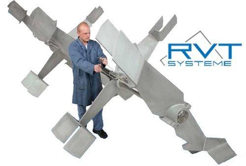 RVT Gegenstromrührer