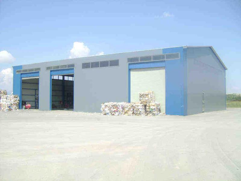 Construction of Steel Buildings are the most durable metal buildings made