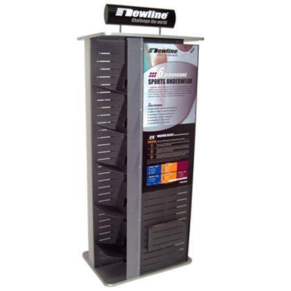 Poziome wycięcia w ścianach dają możliwość zawieszania wymaganej ilości haków bądź półek. Duża powierzchnia