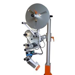Pk-100 è un applicatore di etichette automatico industriale 110mm fino a 60 mt/min. 3 brevetti offre: alte prestazioni, affidabilità, facilità d'uso al top della categoria. Marcatore inkjet integrato.