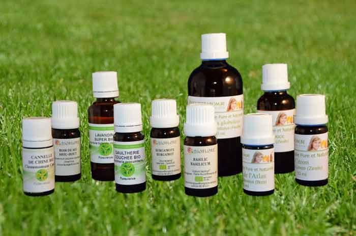 Huiles Essentielles 100% Pures & Naturelles - Phytowebarom (Belgique)