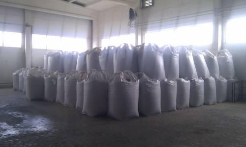 Pellets in big-bags