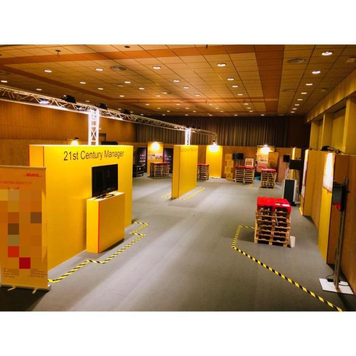 DHL Logistics EMEA Convention