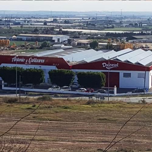 Export Denomination of Origin, S.L. (DOIberica) Headquarters with 5500 Sqm warehouse