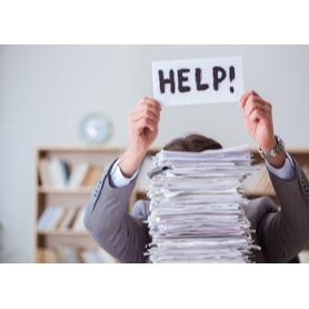Service d'aide administrative pour entreprise