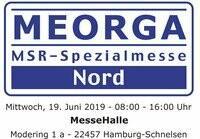 Meorga 2019 in Hamburg