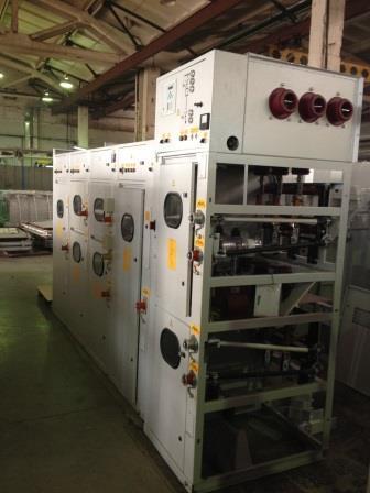 Hihg cells 10 kV remote control