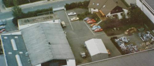 Luftaufnahme 1985