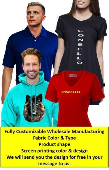 Hooded Sweatshirt Wholesale custom manufacturing