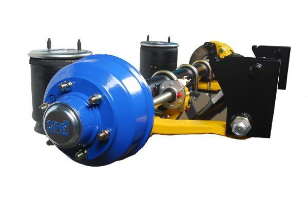 axle 5.5t brake drum