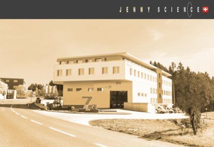 Jenny Science AG Rain