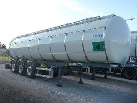 Trasporto di liquidi alimentari - Autoarticolati o autotreni