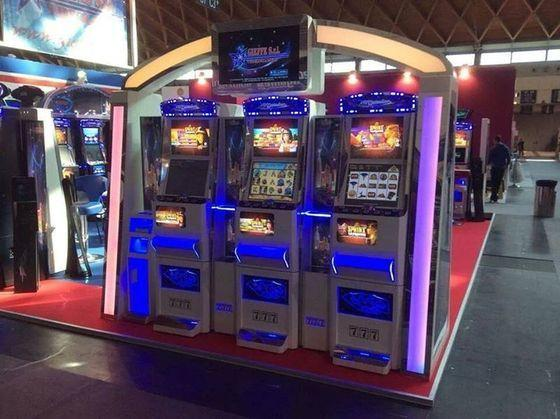 Produzione cases per slot machine.