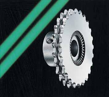 Chain wheel 2
