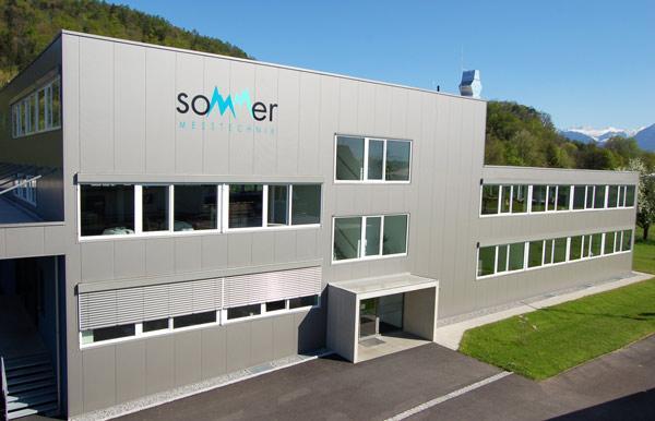 Hauptsitz in Koblach/Vorarlberg, Österreich
