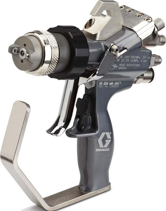 GRACO pistolet RS