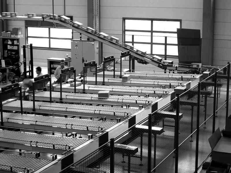 Automatic sorter