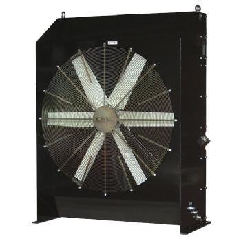 Öl/Luftkühler mit Hydraulikmotor