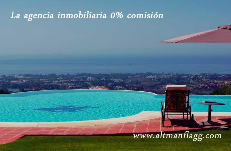 La agencia inmobiliaria 0% comisión