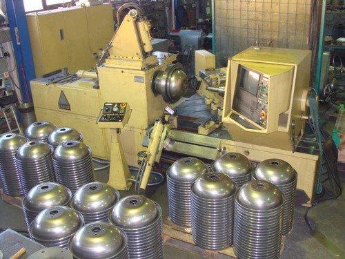 Herstellung von Felgenschüsseln