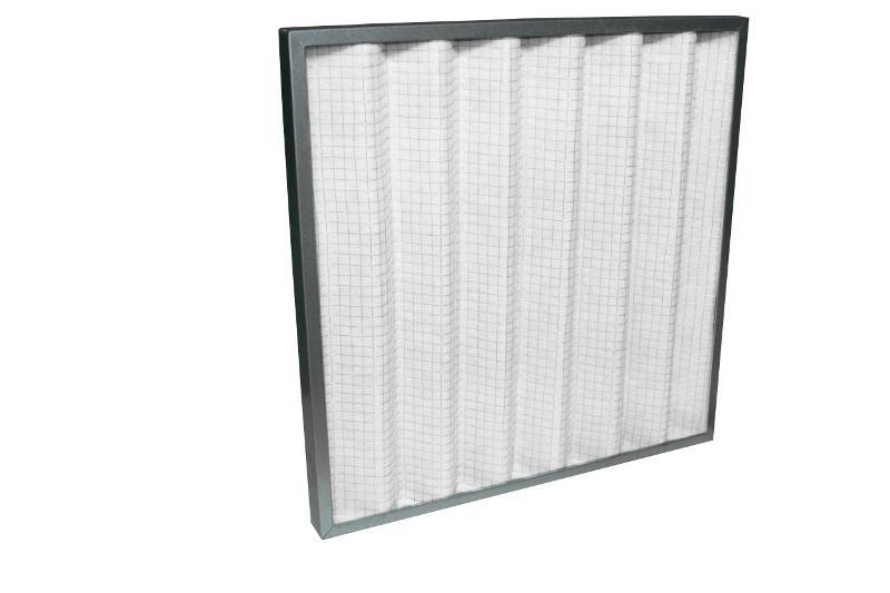 Filtro Ondulado/Pleated Filter Cells MV