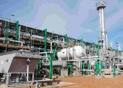 Construction des pipes racks pour le compte de la société PIRECO/ENI