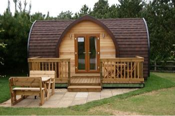 Camping Pods France and Spain