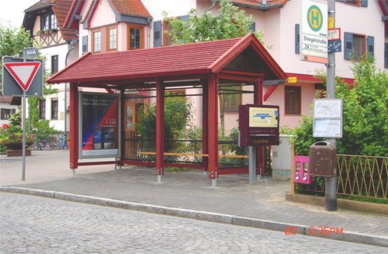 Buswartehalle Norfax