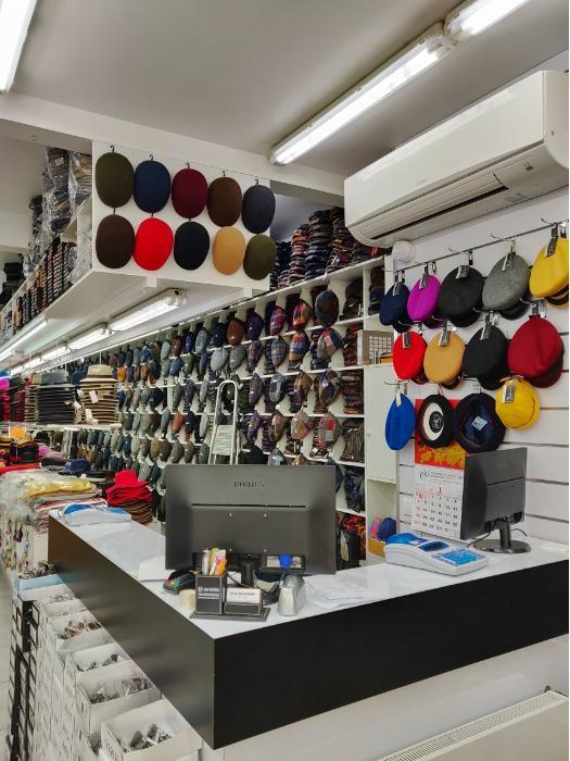 HOLOGRAMME : Ambiance intérieur magasin