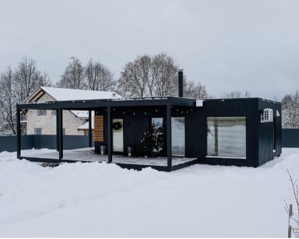 House 3-modules