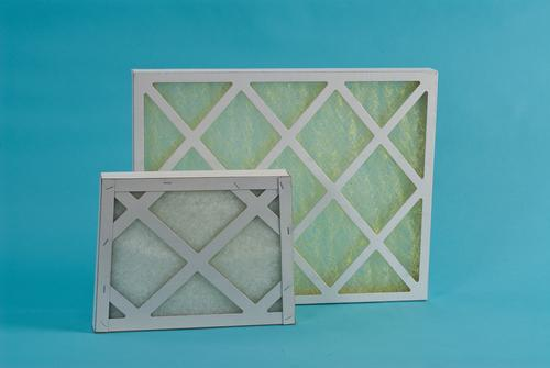 cell filter glass