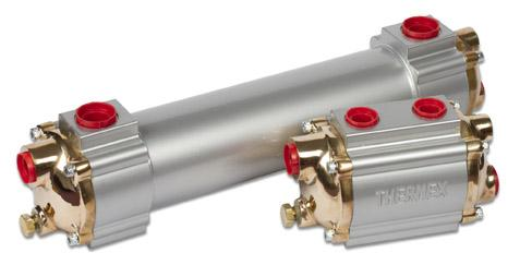 Thermex Marine Oil Coolers