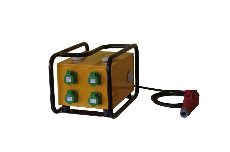 Elektronik Frekans ve Voltaj Konvertörü