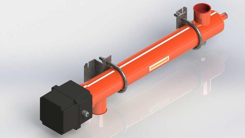 Conçus pour le chauffage de liquides ou de gaz en circulation de montage horizontal ou vertical. Calorifuge et armoire de régulation sur demande. De quelques watts à plusieurs centaines de kilowatts.