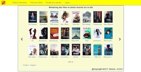 Derniers films ajoutés
