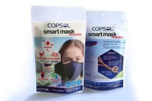 Copsol Smart Mask with Copptech Technology
